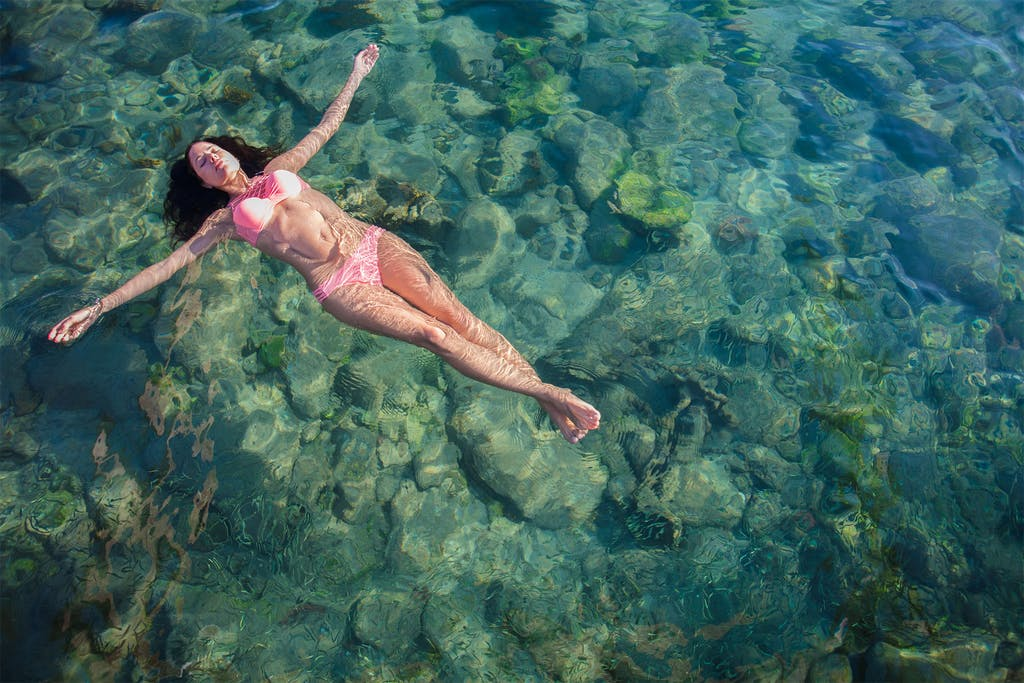 Warm, crystal-clear waters are a St. Kitts signature