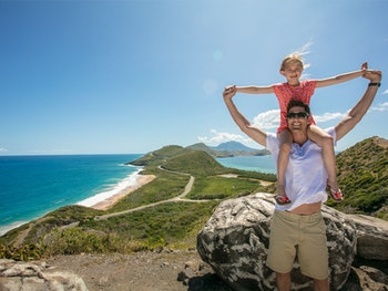 Taking sightseeing to new heights on St. Kitts