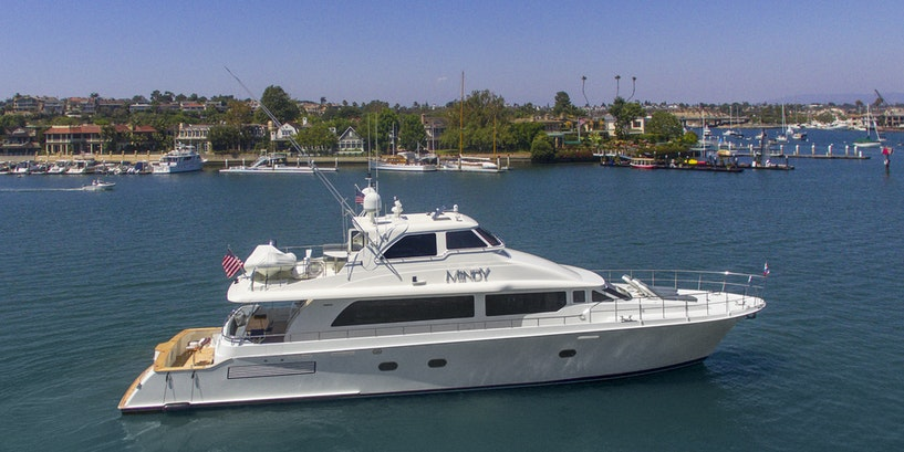80′ (24.38m) Cheoy Lee Yachtfisher MINDY Sold