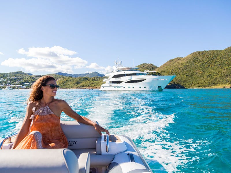 Six Charter Yachts Perfect for Your Winter Escape