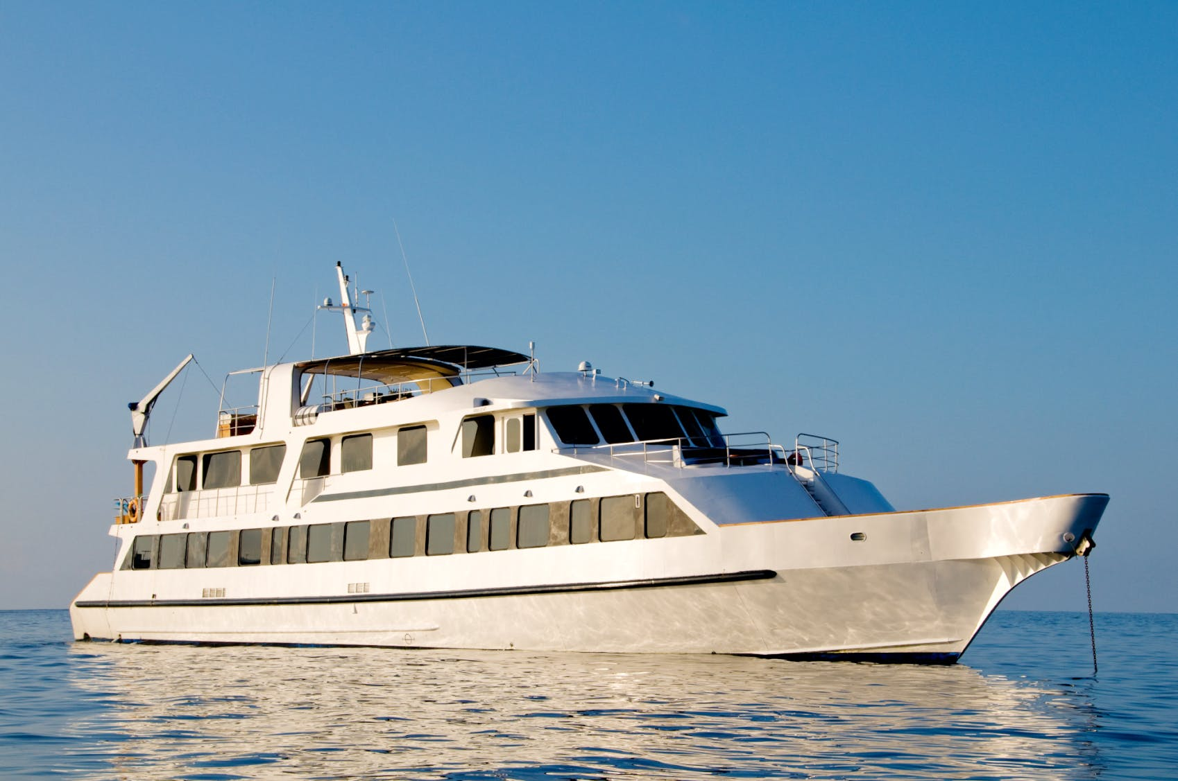 Galapagos Charter Yacht Integrity profile