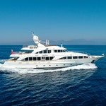 120-foot (36.6m) Benetti TANUSHA Sold