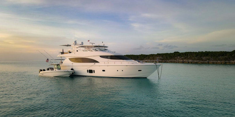 80′ (24m) CHELSEA is Now for Charter