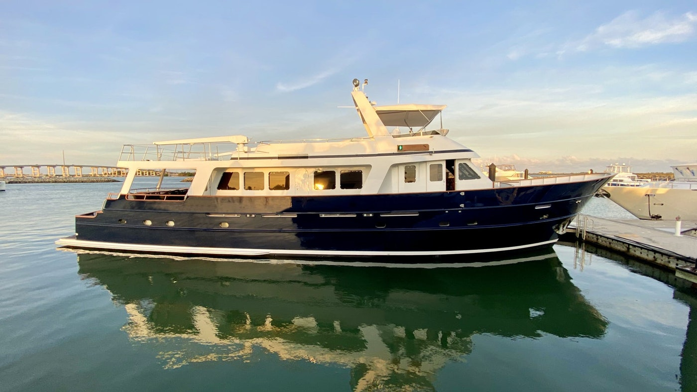 85′ (25.91m) HALCYON DAYS Sold