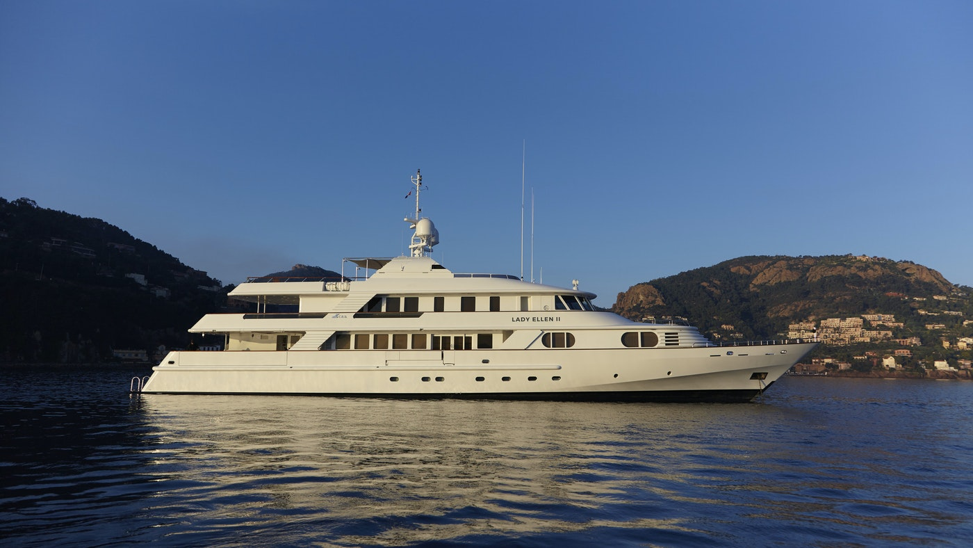 Northrop & Johnson Remains World's Leading Superyacht Agency with 103 Sales in 2020