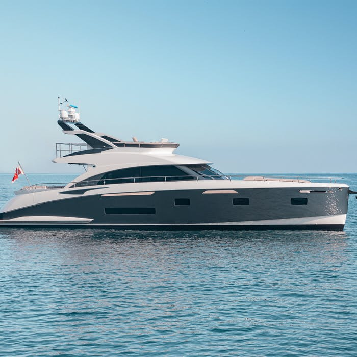 Motor Yacht JUST THE TWO OF US for Sale with Northrop & Johnson