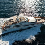 118' (36m) CNL Motor Yacht SAUDADES Now for Sale