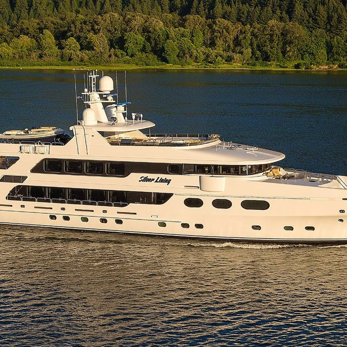 SILVER LINING Now for Charter with Northrop & Johnson