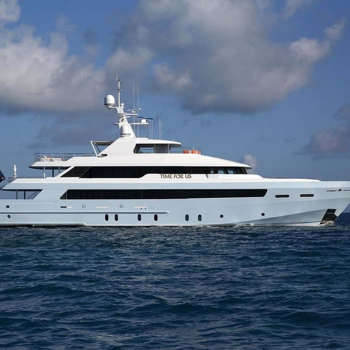 TIME FOR US 151-foot (45.9m) Delta Sold