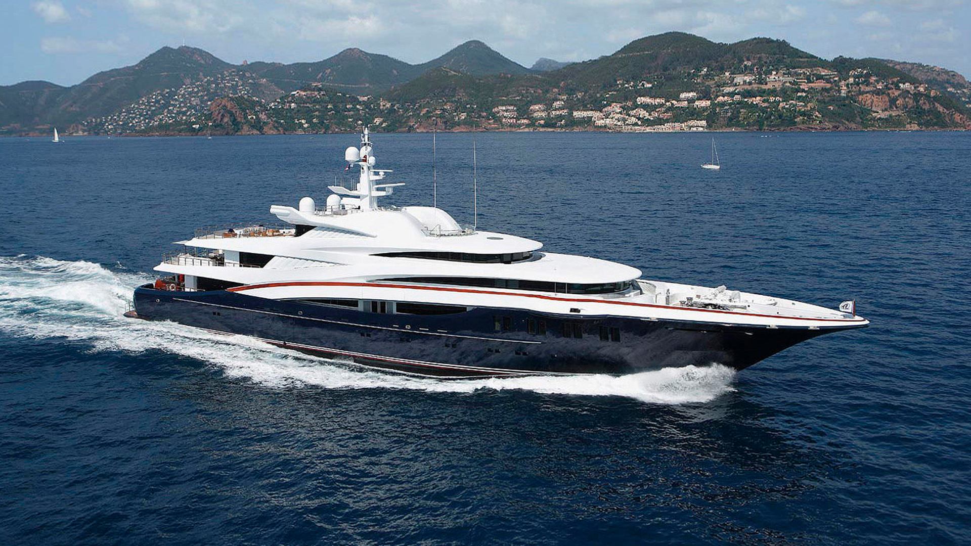 246-foot (74m) Oceanco yacht for charter WHEELS