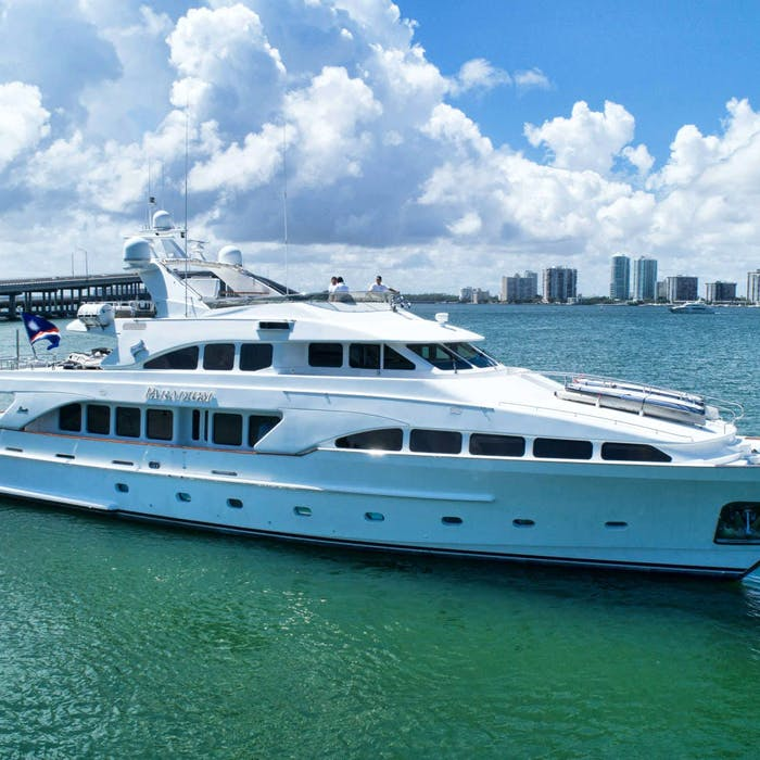 Benetti Motor Yacht  PARADIGM Sold by Northrop & Johnson