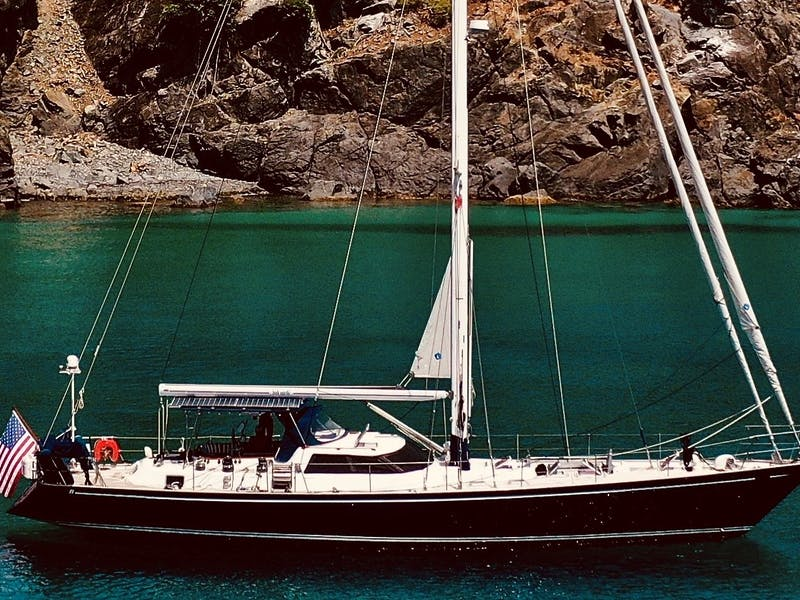 67-foot (20.42m) Sailing Yacht HIGH SPIRITS Now for Sale