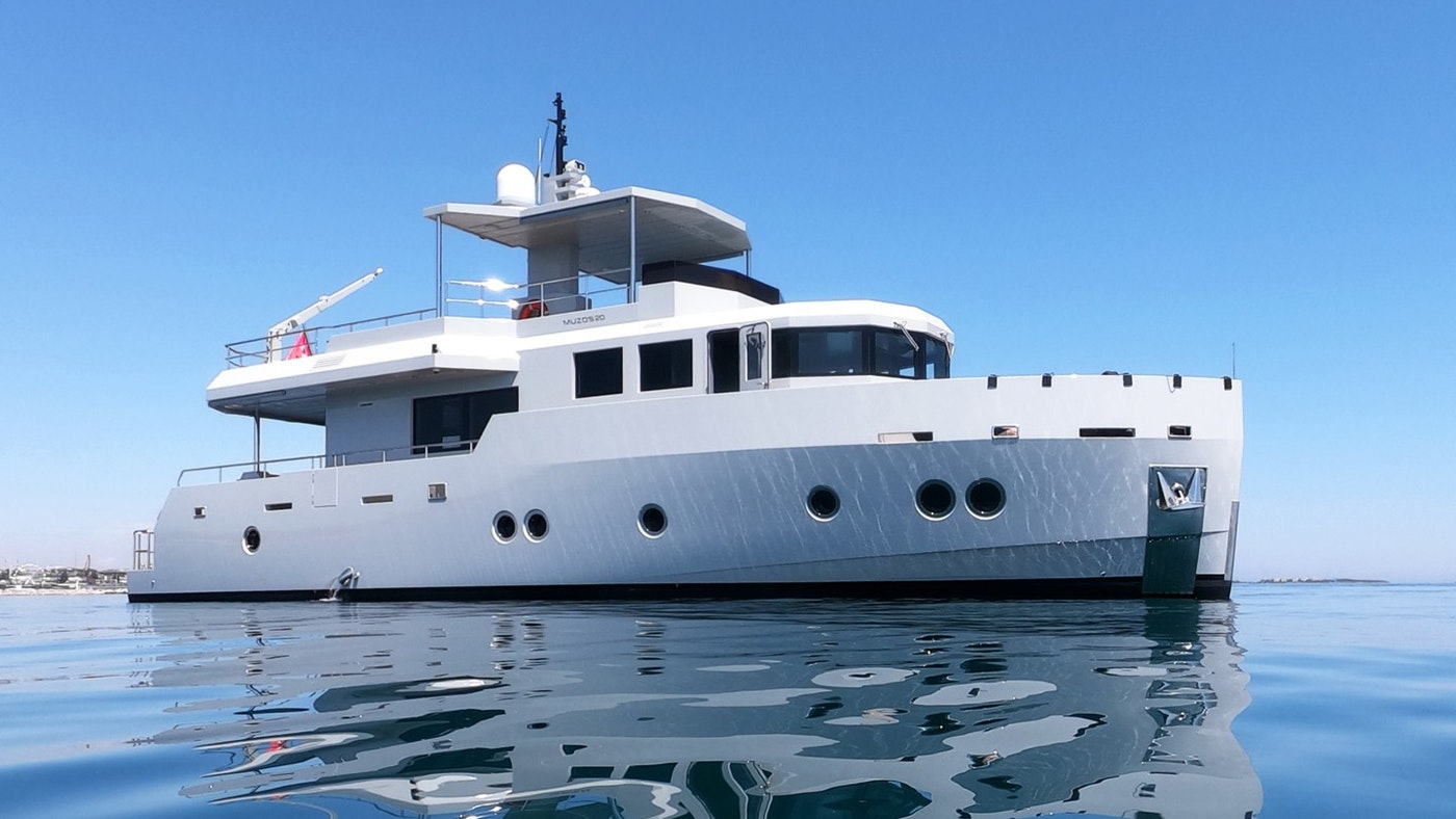 65′ (20m) MUZO's 20 Now for Sale