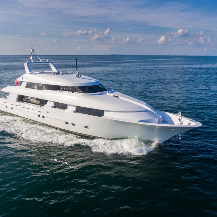 Northcoast 128-foot (39.01m) Motor Yacht SHOGUN Now for Charter with Northrop & Johnson