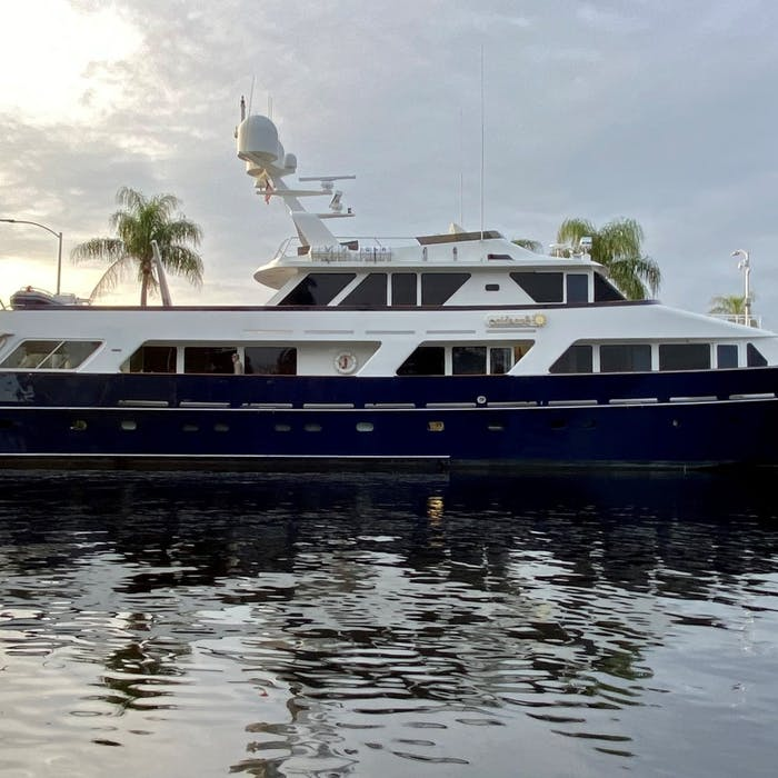 124'(37.8m) Lloyds Ships SUNSHINE Now for Sale