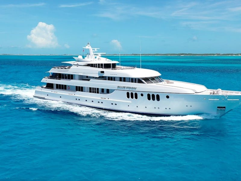 Blue Moon 198'(60.35m) Feadship For Sale