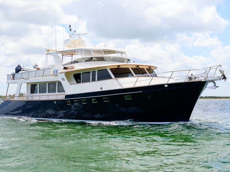 Marlow motor yacht VK Now For Sale