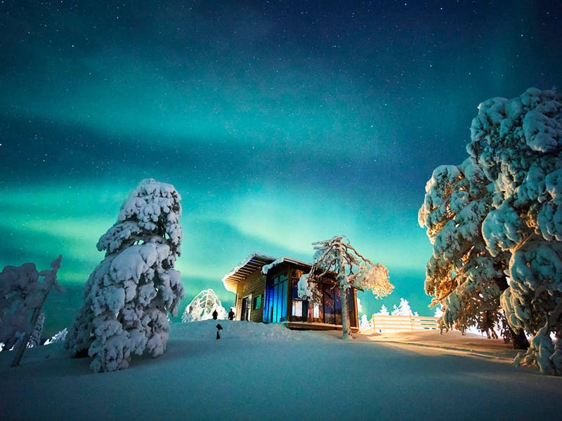 Seven Reasons to Visit Lapland's Newest Luxury Eco-Lodge Octola