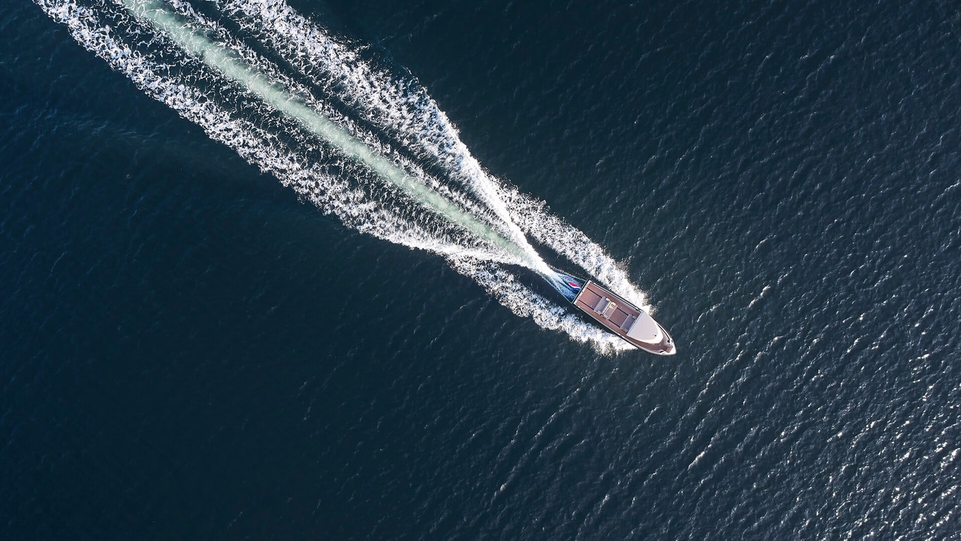 Four Electric Tenders for Your Superyacht