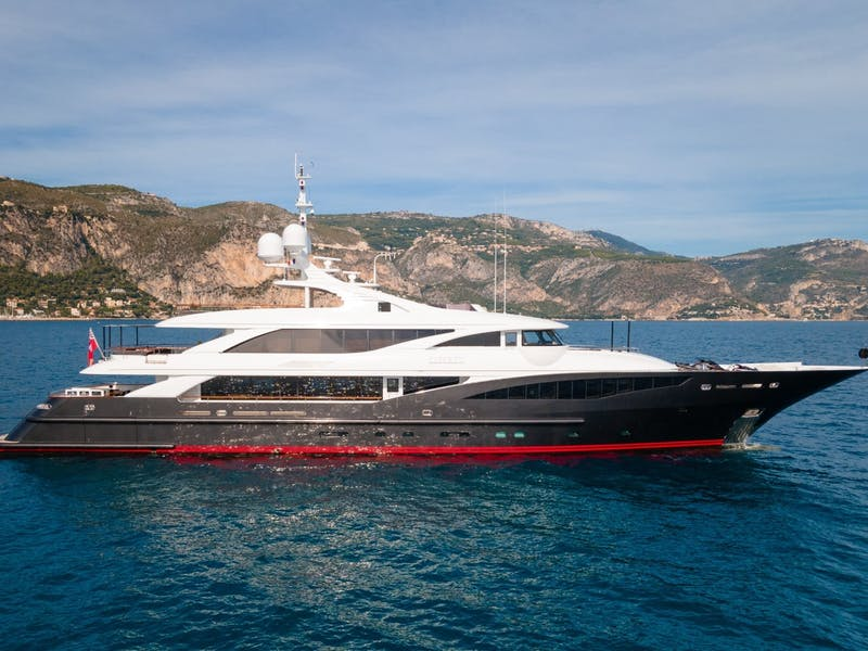 LIBERTY 164' ISA Yacht Now for Sale