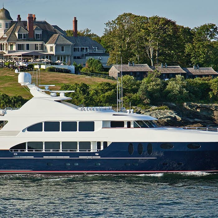MIRABELLA 157' (47.9m) Trinity Now for Charter