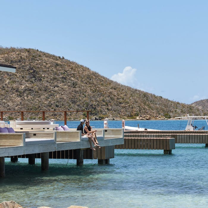 Dock & Dine: Discover Why Oil Nut Bay is a Yachting Favorite in Virgin Gorda