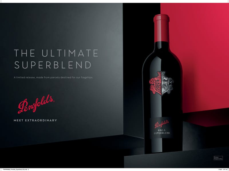 Yacht Owners are Obsessed With Penfolds Wine Superyacht Blend