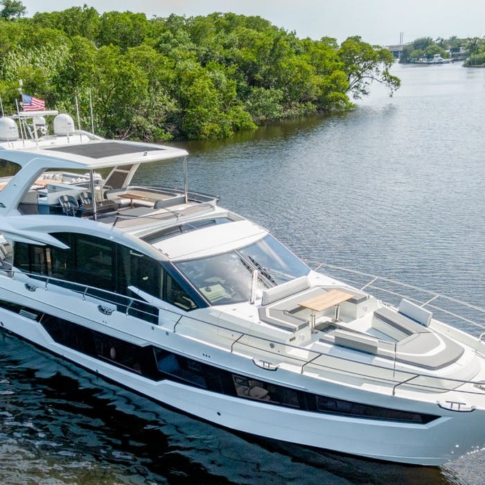 HANG TIME 72' (21.95m) Galeon Yacht Sold