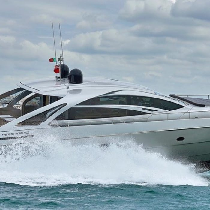 Q80 Pershing 70' Motor Yacht for Sale