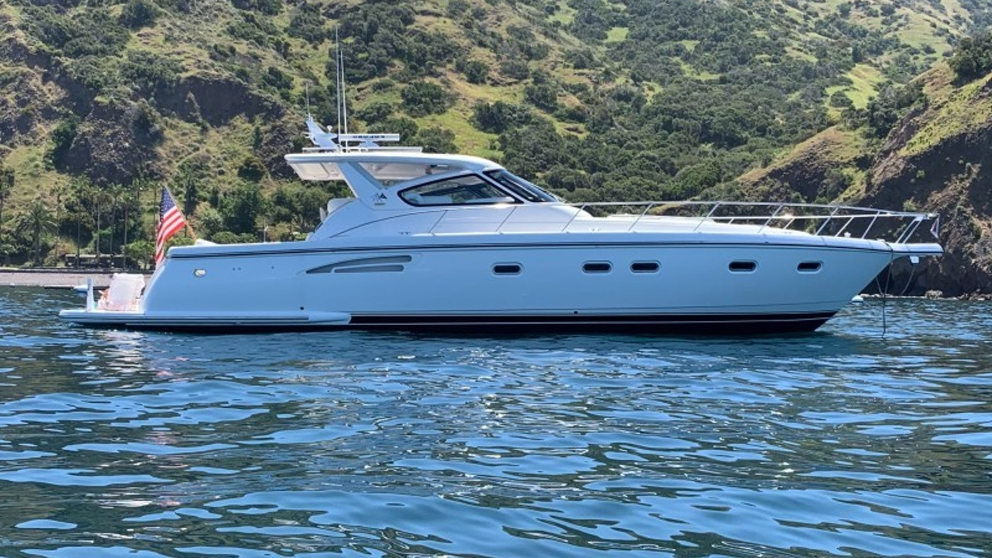 TRANQUILITY 52′ (15.85m) Tiara Yacht Now for Sale