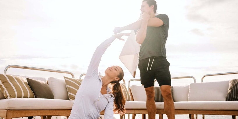 Wellness Luxury Yacht Charters to Improve Your Mind, Body and Soul