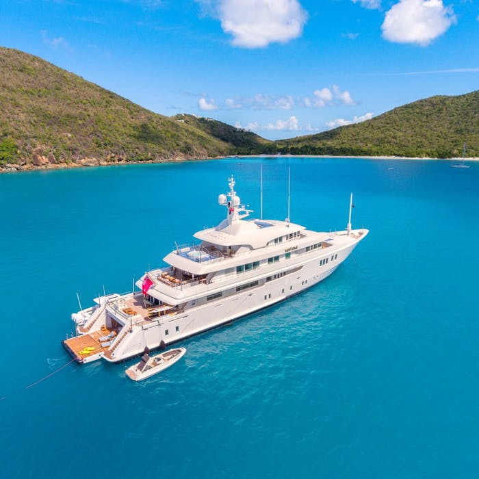 Winter Wonderlands Awaiting you on These Christmas and New Years Charter Yachts