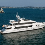 ONE MORE TOY 155' (47m) Christensen Yacht Sold