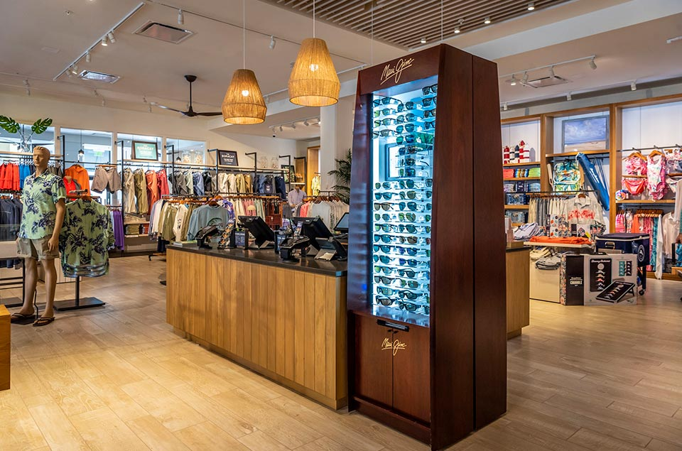 Tommy Bahama marlin bar and store Fort Lauderdale