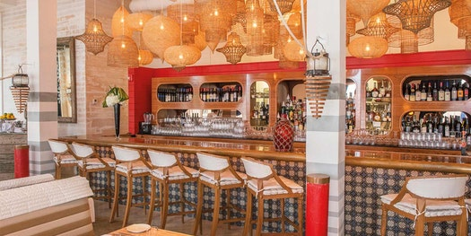 Dock and Dine at Miami's Seaspice Brasserie and Lounge