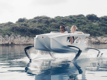 Hot Luxury Water Toys and Tenders for Yachts