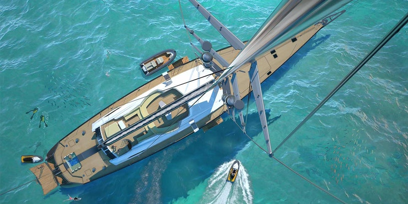 Ensenyacht Shipyard and their latest project TROY