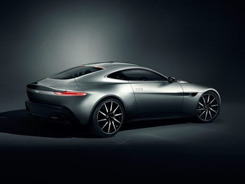 Aston Martin DB10 Rear Three Quarter