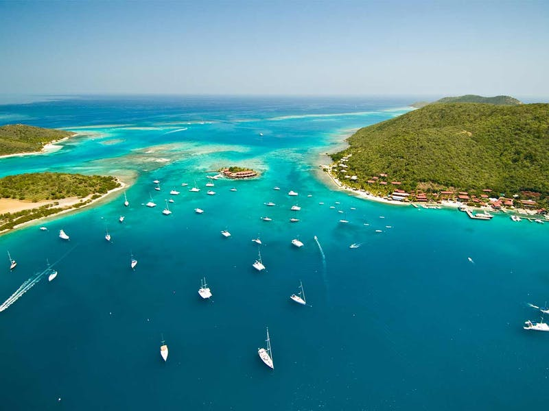 Most Popular Charter Destination in the World: The British Virgin Islands