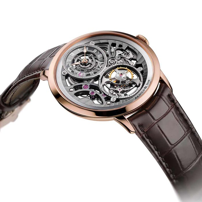 This Season's Hottest luxury watches and Watch Makers