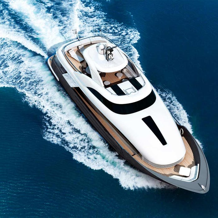 Inside Out Islander Hybrid by Icon Yachts