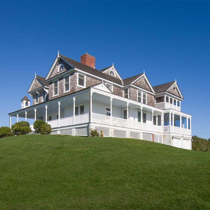 Tick Hall and Historic Montauk Oceanfront Real Estate