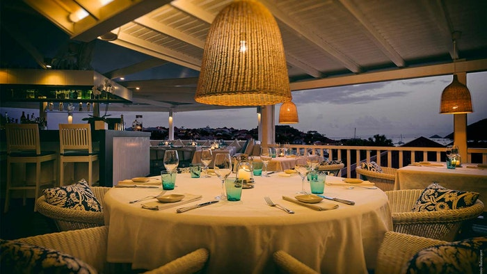 Dock and Dine at Bonito St Barths
