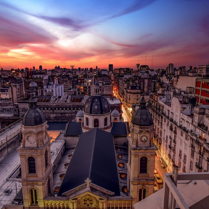 Luxury and Romance in Buenos Aires Argentina