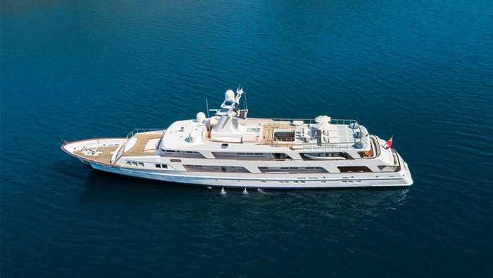 Inside Out 183 (55.7m) Feadship Illusion with Superyacht Broker David Seal