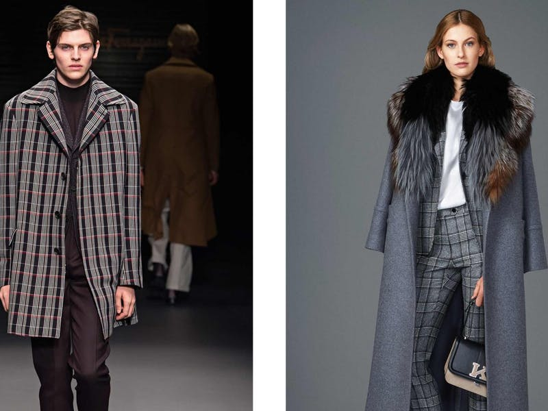 Ferragamo, Bianchi, Gucci, Canali, and Louboutin Headline this season's top fashion picks