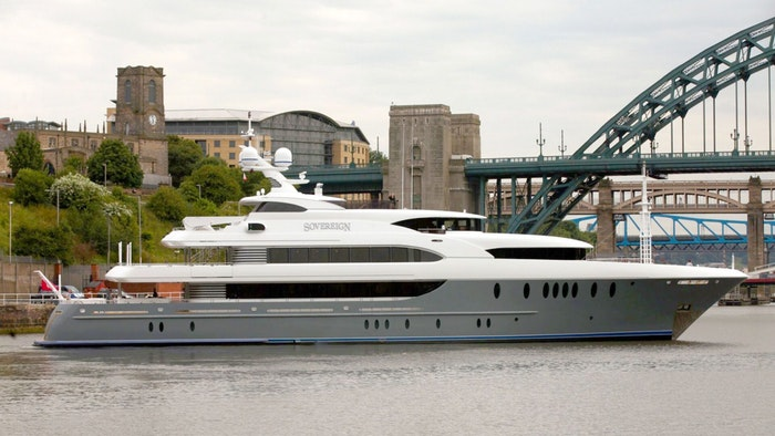 M/Y SOVEREIGN for Sale with Northrop & Johnson