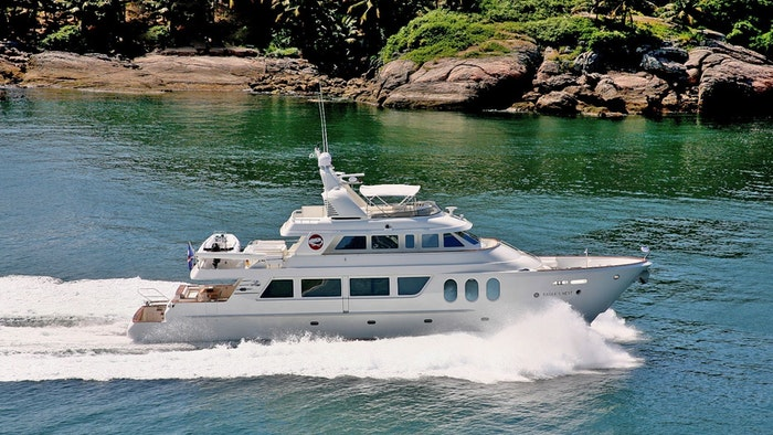Northrop & Johnson announces a limited time price reduction of M/Y EAGLE'S NEST