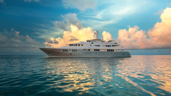 "M/Y DREAM WINS ""BEST REFIT"" AWARD AT THE 2014 ISS DESIGN & LEADERSHIP AWARDS"