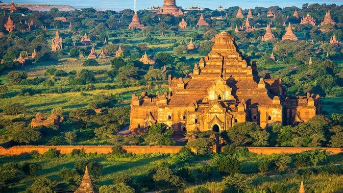 Luxury Yacht Charters in Myanmar – South East Asia